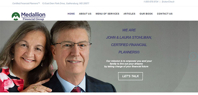 Financial Planners Gaithersburg MD