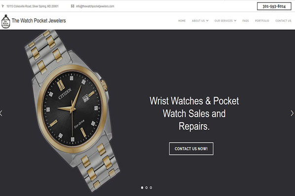 Watch & Jewelry Repairs Silver Spring MD